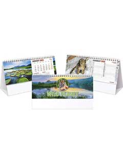 Advertising Desk Calendars