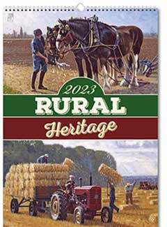 Rural Heritage from the Rose Category of Agricultural Calendars